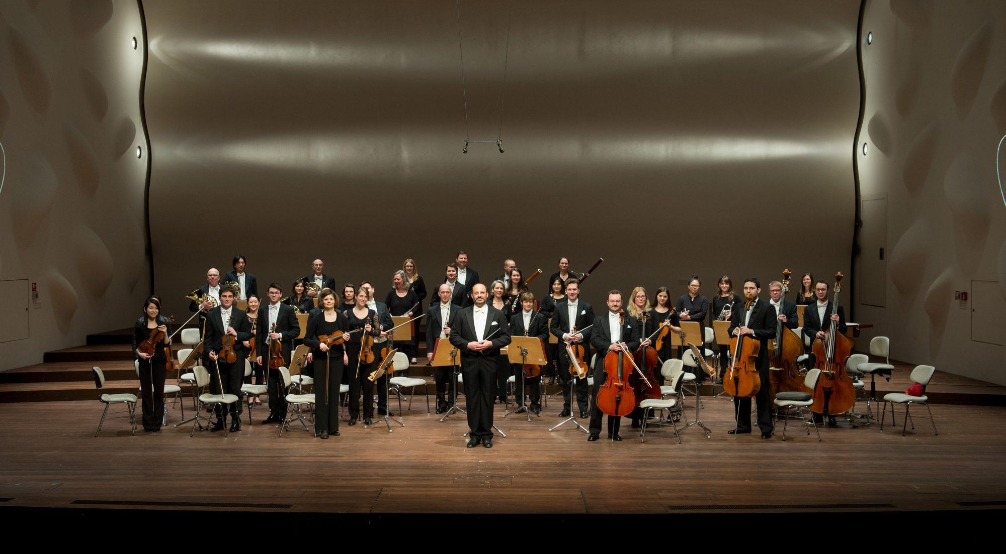 Neues Kammerorchester Potsdam